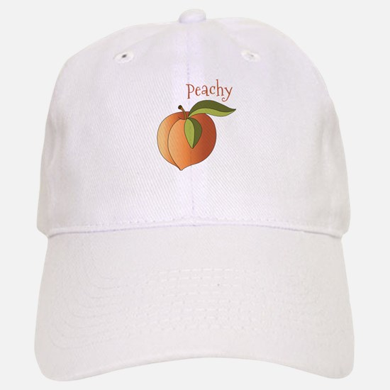 Peachy Baseball Baseball Baseball Cap