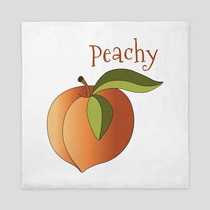 Peachy Queen Duvet