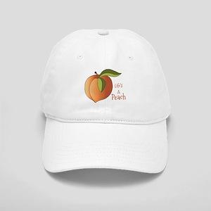 Lifes A Peach Baseball Cap