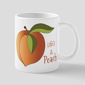 Lifes A Peach Mug