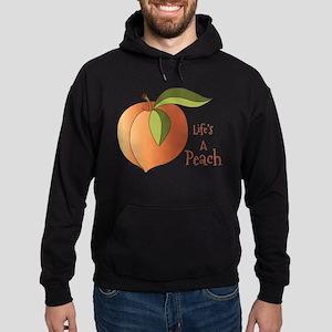 Lifes A Peach Hoodie