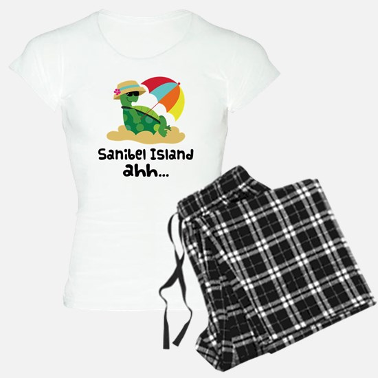 Sanibel Island Florida Pajamas