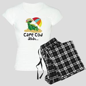 Cape Cod Massachusetts Women's Light Pajamas