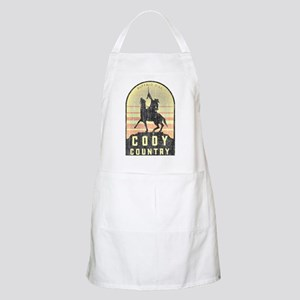Vintage Cody Country Apron