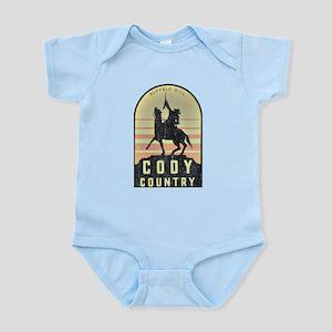 Vintage Cody Country Infant Bodysuit