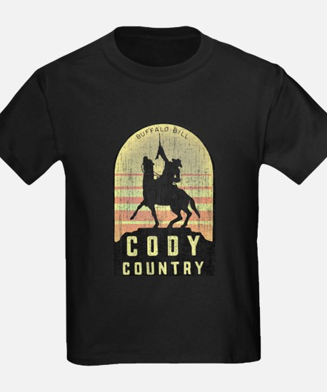 Vintage Cody Country T