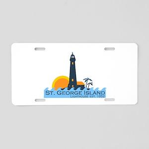 St. George Island - Lighthouse Design. Aluminum Li