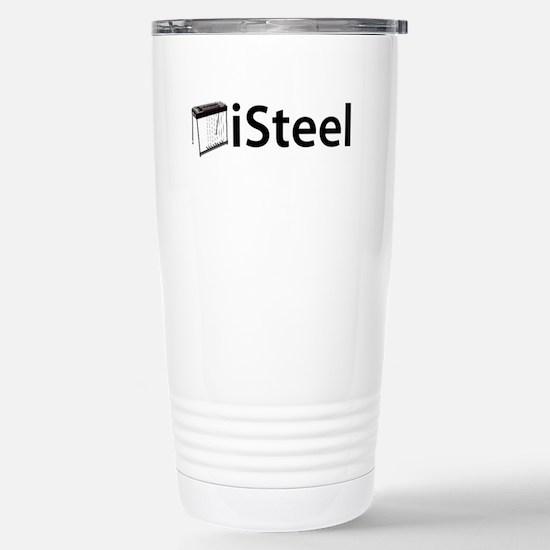iSteel Stainless Steel Travel Mug