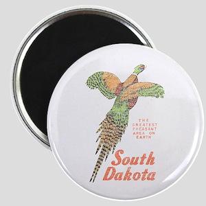 South Dakota Pheasant Magnet