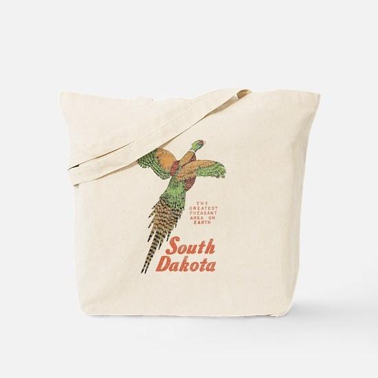 South Dakota Pheasant Tote Bag