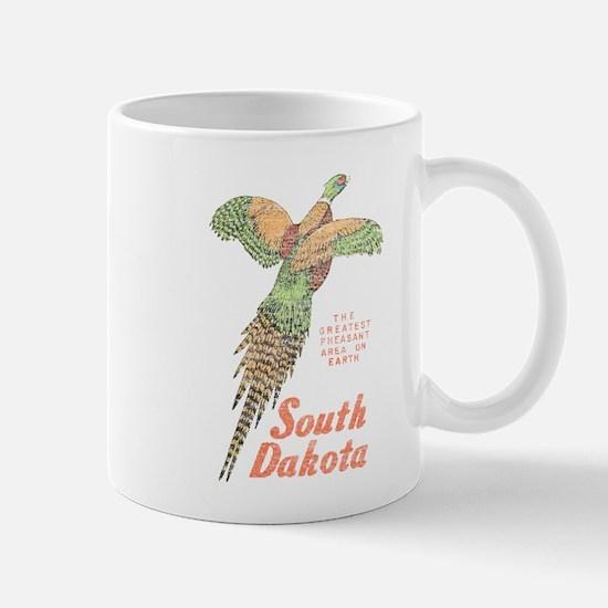 South Dakota Pheasant Mug