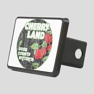 Door County Cherryland Rectangular Hitch Cover