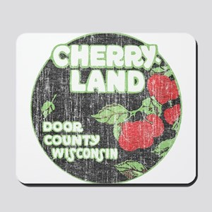 Door County Cherryland Mousepad