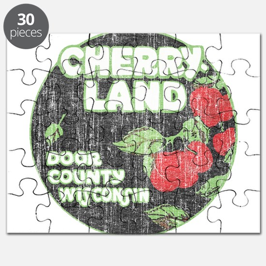 Door County Cherryland Puzzle