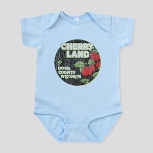 Door County Cherryland Infant Bodysuit