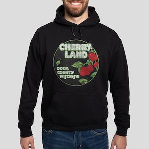 Door County Cherryland Hoodie (dark)