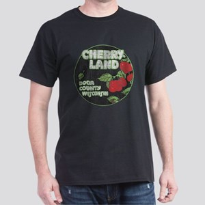 Door County Cherryland Dark T-Shirt