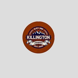 Killington Vibrant Mini Button