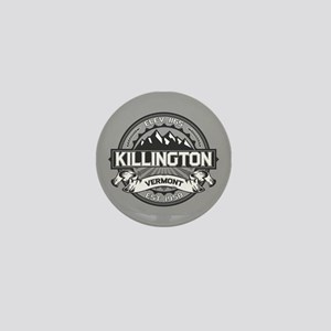 Killington Gray Mini Button
