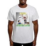 Indy 500 Winner Breakfast Faux Pas Light T-Shirt