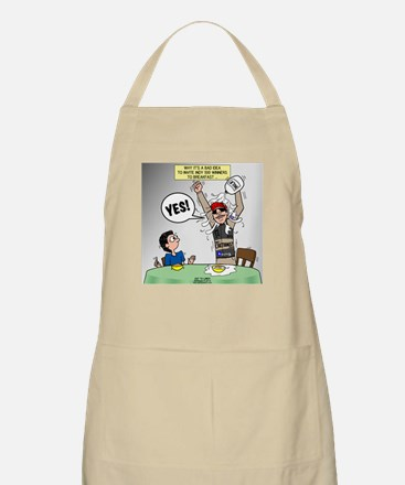 Indy 500 Winner Breakfast Faux Pas Apron
