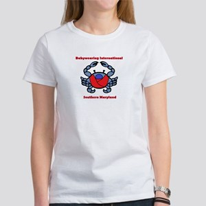 BWI Southern Maryland crab logo T-Shirt