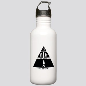 Saxophonist Stainless Water Bottle 1.0L