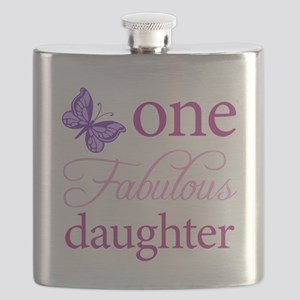 One Fabulous Daughter Flask