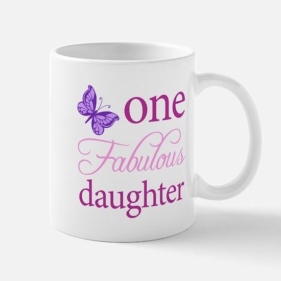 One Fabulous Daughter Mug