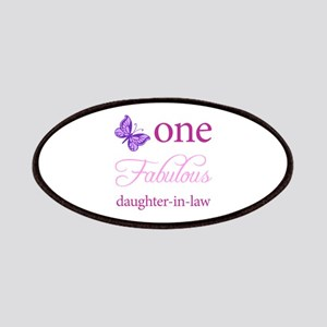 One Fabulous Daughter-In-Law Patches