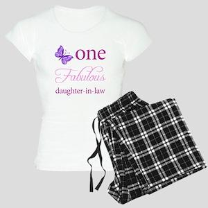 One Fabulous Daughter-In-Law Women's Light Pajamas