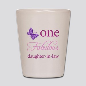 One Fabulous Daughter-In-Law Shot Glass