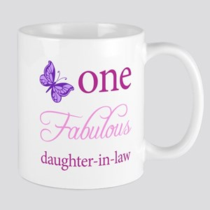 One Fabulous Daughter-In-Law Mug
