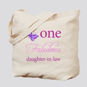 One Fabulous Daughter-In-Law Tote Bag