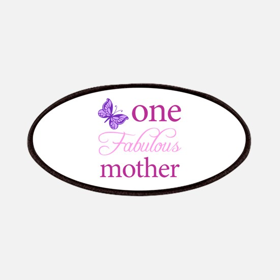 One Fabulous Mother Patches