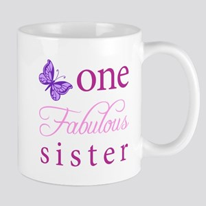 One Fabulous Sister Mug