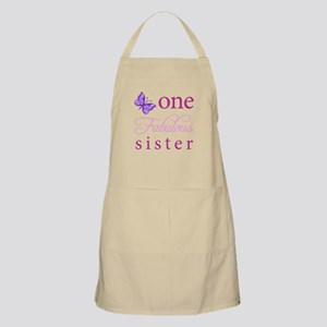 One Fabulous Sister Apron