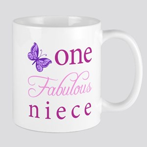 One Fabulous Niece Mug