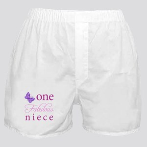 One Fabulous Niece Boxer Shorts
