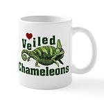 Love Veiled Chameleons Mug