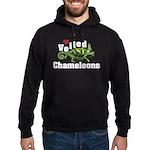 Love Veiled Chameleons Hoodie (dark)