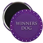 Winners Dog Magnet