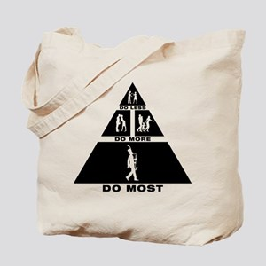 Bass Clarinet Player Tote Bag