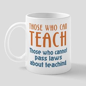 Those Who Can Mug