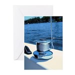 Blank Sailing Greeting Cards (Pk of 10)