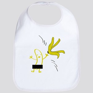 Banana dance Bib
