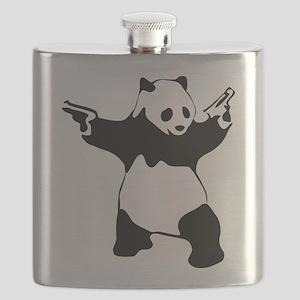 Panda guns Flask