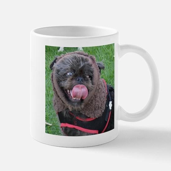 It's a real live Ewok! Mug