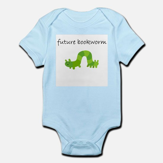 future bookworm.bmp Body Suit