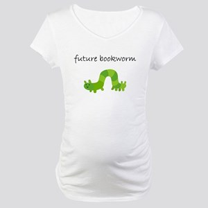 future bookworm Maternity T-Shirt